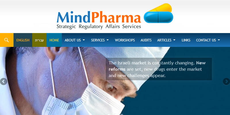Pharma Industry Consulting Agency