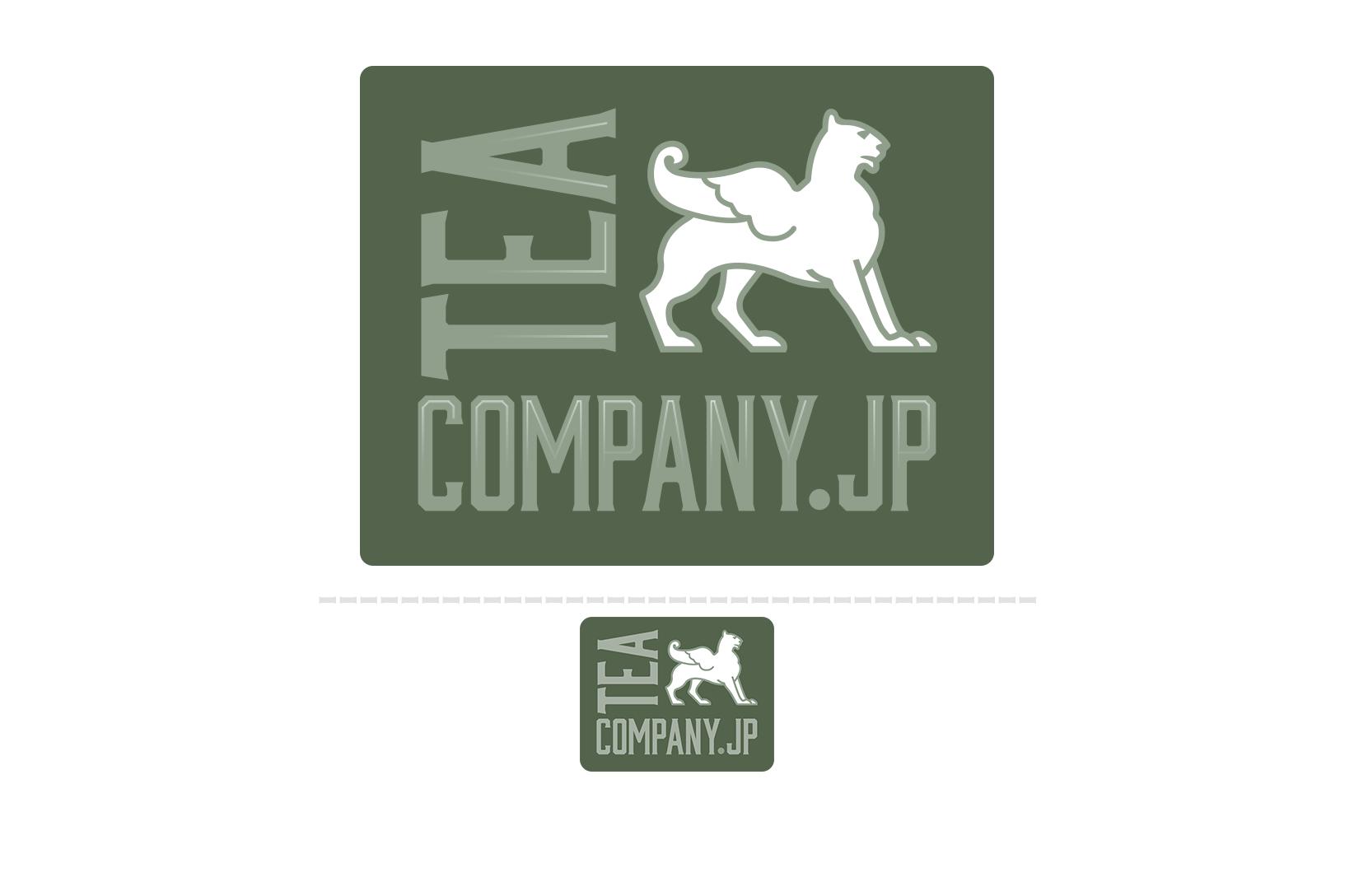 Tea Company Logotype