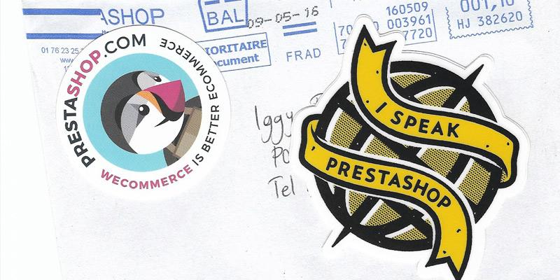 Prestashop Letter