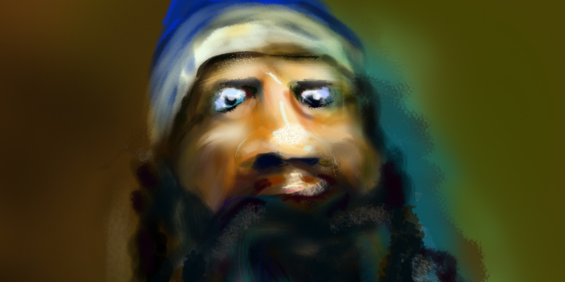 Yemenite Jew Illustration by Webprom