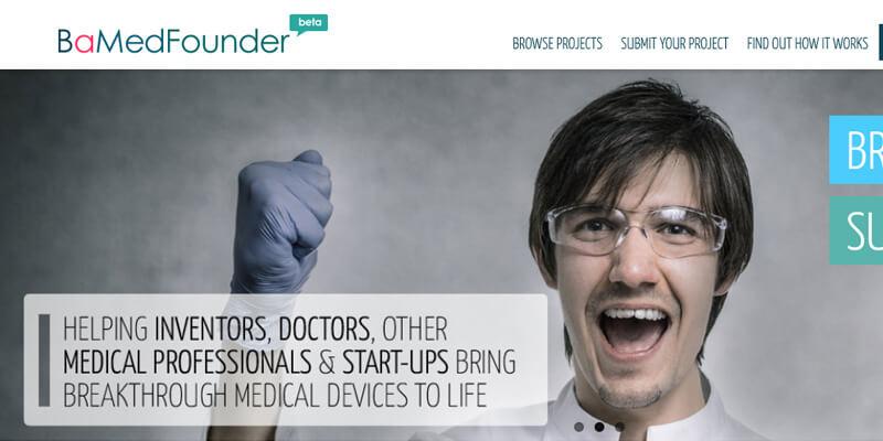 Be a MedFounder