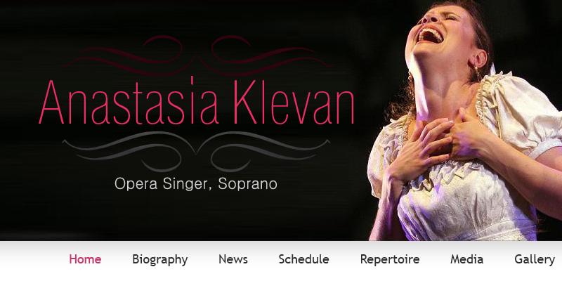 Soprano Opera Singer of Israeli Opera